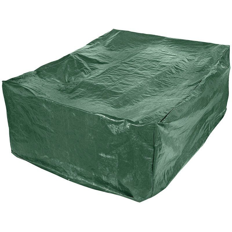 Heavy Duty Rectangle Garden Table Amp Chairs Cover Extra